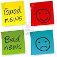 good bad news